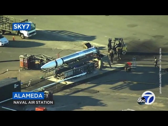 Вести Ru Американская компания работает над созданием сверхлегкой ракеты