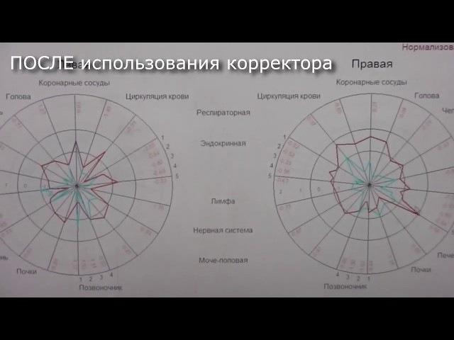 Диагностика работы корректора на ГРВ Евгений