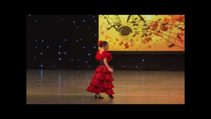 Rumba flamenco Angel Rubia (Севастополь)