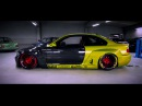 Bmw M3 E46 Wide Body Kit | KEAN Suspensions