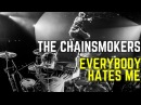 The Chainsmokers Everybody Hates Me Matt McGuire LIVE Drum Cover