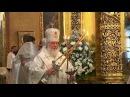 Православные христиане отмечают Крещение Господне— один изглавных церковных праздников. Новости. Первый канал