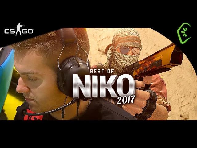Best of NiKo 2017 – All Highlights (CSGO Fragmovie)