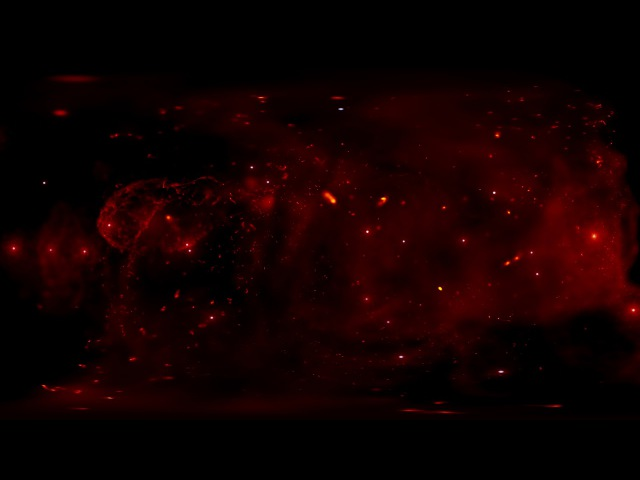 Non-360-degree version of 360-Degree Video: An Immersive Visualization of the Galactic Center