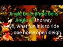 Jingle Bells Karaoke (Christmas Instrumental Voice Song) Lyrics HD MERRY XMAS 2014