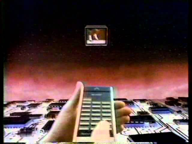 Sharp Electronics 1984 TV commercial