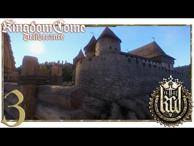 Kingdom Come: Deliverance 3 Побег из Тальмберга