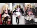 Lisi_angel DIY - Kimono for BJD doll. How Clothes for dolls.