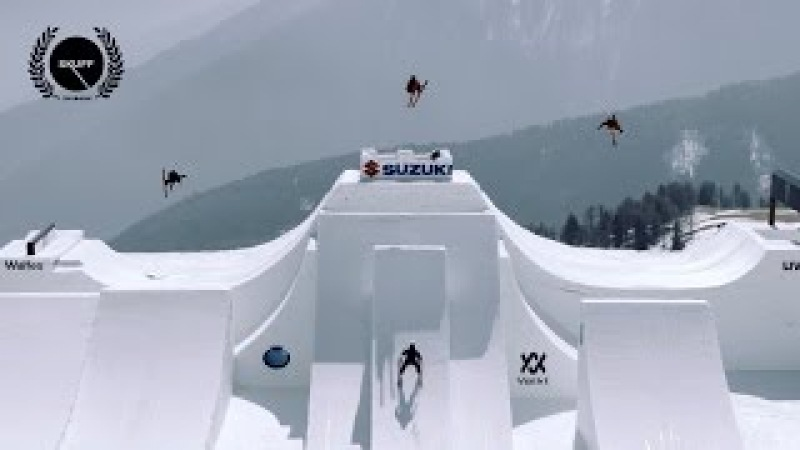The Best Snow Park You Will Ever See | 9 Royals 2017 | Skuff TV Snow