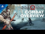 God of Wars New Combat System Explained PS4 Pro