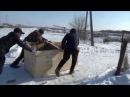 Бригада УХ - первый субботник у Пушистиков