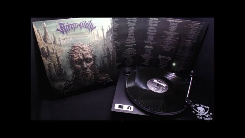 Rivers of Nihil Where Owls Know My Name LP Stream