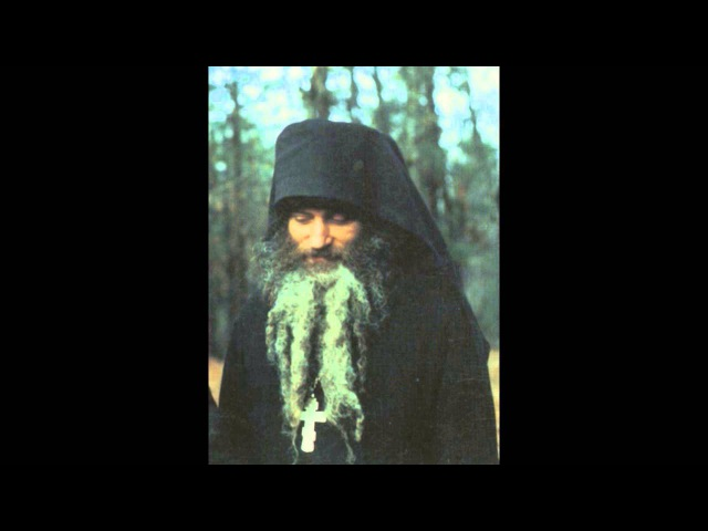 Blessed Seraphim Rose about Abnormal Life