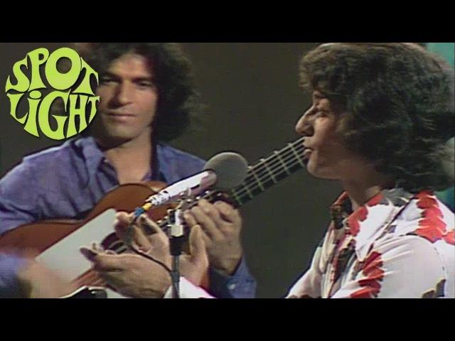 Manitas de Plata Los Baliardos Live on Austrian TV 1972