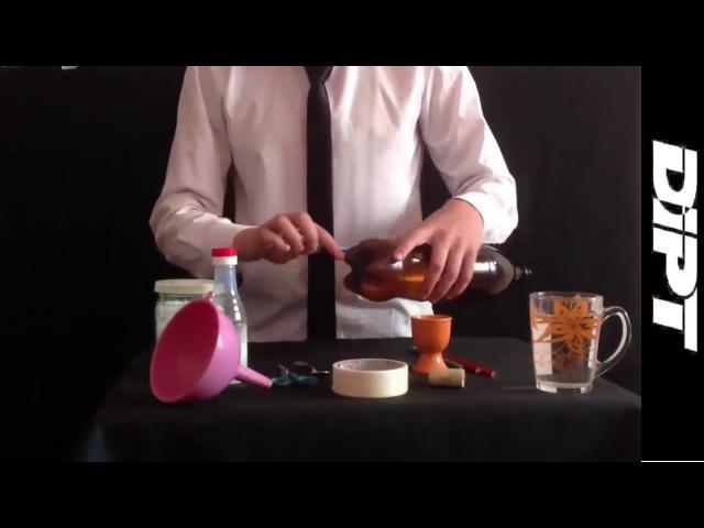 Что будет если смешать уксус и соду? │Эксперименты