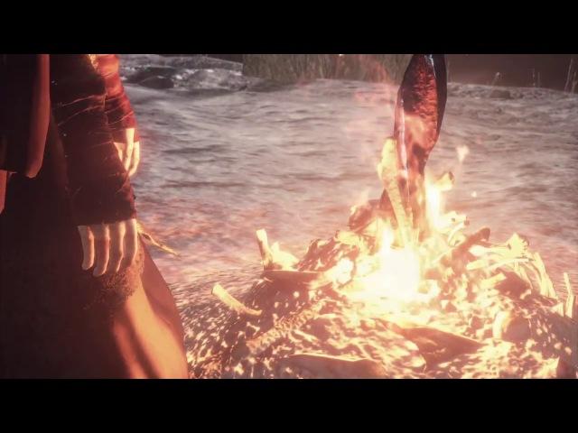 Dark Souls III - Душа пепла(Soul of Cinder) NG3 и Конец огня