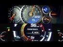 Nissan GT R vs Honda Acura NSX 2017 0 200km h acceleration