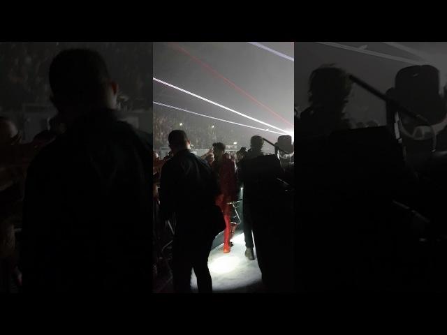 Queen Adam Lambert Radio Gaga partial Wembley SSE 15.12.17