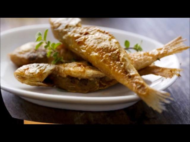 Барабулька Как Жарить Вкусно БАРАБУЛЬКА ЖАРЕНАЯ НА СКОВОРОДЕ рыба