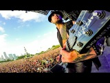 GoPro Music Dave Navarro Guitar Cam - Jane's Addiction Live at Lollapalooza 2016