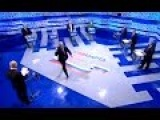 Павел Грудинин ПОКИНУЛ студию! Дебаты на Первом канале закончились НОВЫМ скандалом!