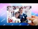 Свадебное трехмерное лентикулярное стерео-фото