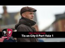Exeter City 0 Port Vale 1 (21/10/17) EFL Sky Bet League Two