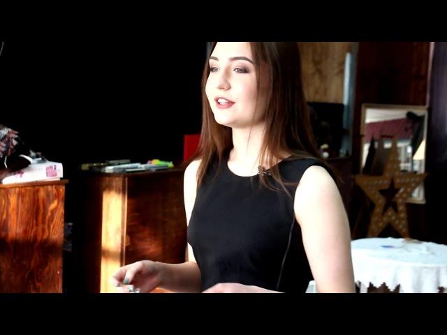 Интервью: Лилия, школа моделей A-One models