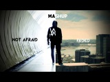 Not Afraid ft Faded MASHUP Eminem Ft Alan Walker