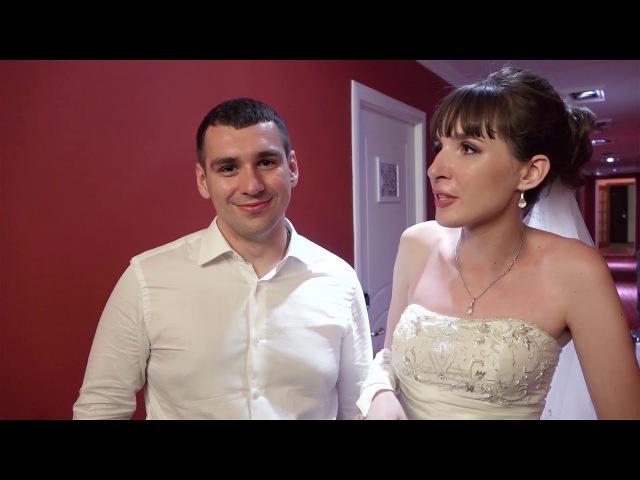 отзывы о ведущем на свадьбу в Самаре, Новокуйбышевске и Тольятти