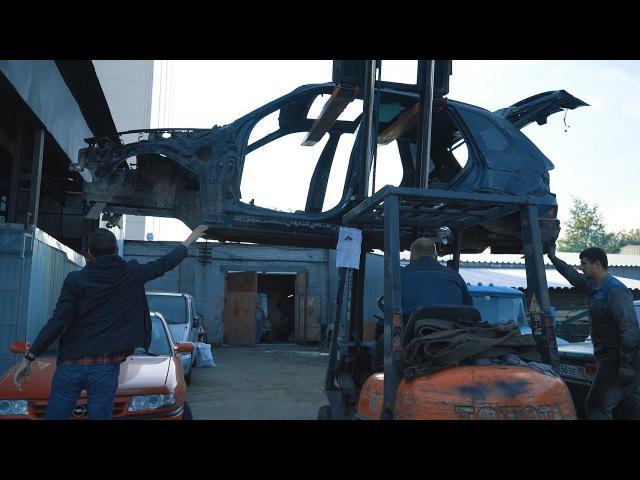 Строим Зил на 600 сил. Рама и дикие колёса.