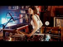 Foo Fighters Meets 70s Bobby Caldwell - Live Looping Mashup by Elise Trouw