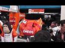 Super GT in オートポリス ピット ENEOS SUSTINA RC F 20151101