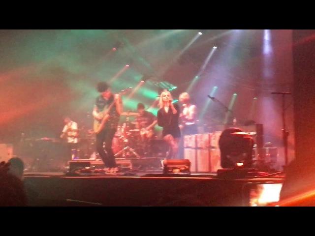 Paramore - Ain't it fun in Sant Jordi Club Barcelona Spain Tour Three 2018 HD