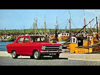 Opel Kadett 4 door Sedan B '1965–73