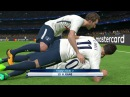 APOEL vs Tottenham - UEFA Champions League 2017 - Gameplay PES (Kane 3 Goals)