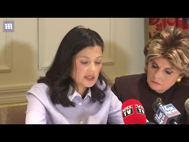 Наталия Мальте рассказывает об инцеденте с Харви Вайнштейн на BAFTA 2008