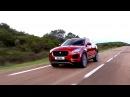 Новый Jaguar E-pace тест-драйв.Anton Avtoman.
