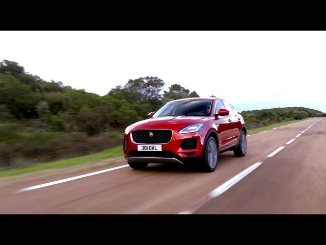 Новый Jaguar E-pace тест-драйв.Anton Avtoman. » Freewka.com - Смотреть онлайн в хорощем качестве