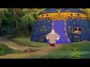 Три Богатыря и Шамаханская Царица Полная версия Мультик ИГРА для детей