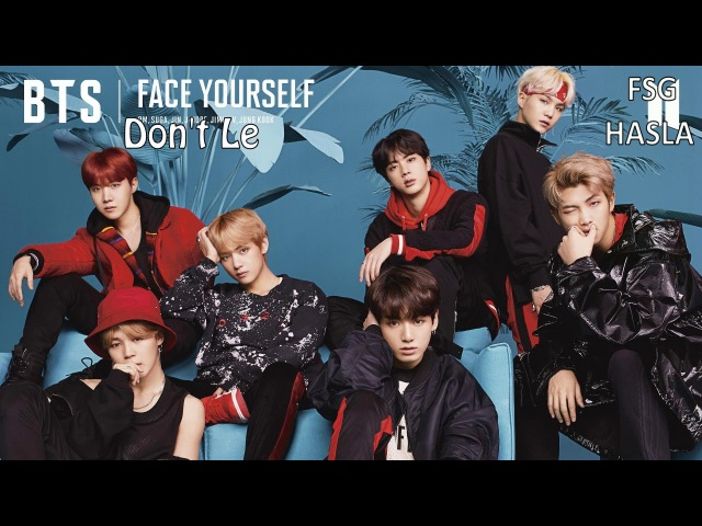 16 мар. 2018 г. [RUS SUB] BTS DON'T LEAVE ME Japanese SIGNAL OST short ver. FACE YOURSELF