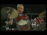 Max Roach &amp Abdullah Ibrahim - jazz baltica 1997 (fragm. 4)