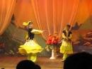 татарский народный танец Чабата