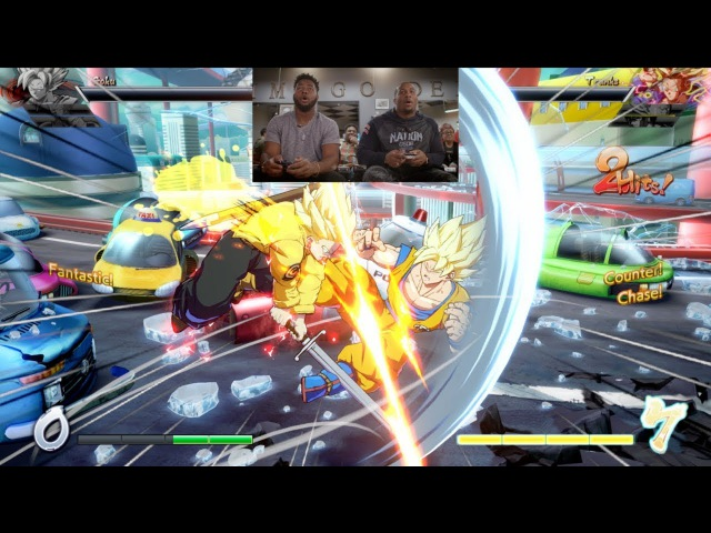 DRAGON BALL FighterZ - FighterZ x Packers Teaser Trailer   X1, PS4, PC