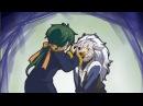смешные моменты из аниме рассвет Йоны 4 Желтый дракон Конец
