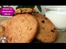 Очень Вкусное Печенье из Арахисового Масла | Peanut Butter Cookies Recipe, English Subtitles