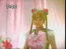 Pretty Guardian Sailor Moon Princess Harp commercial