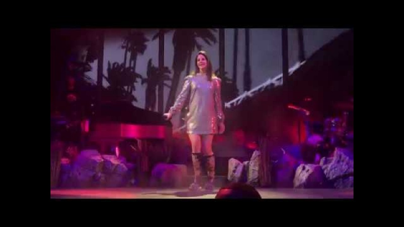 """""""West Coast"""" - Lana Del Rey LIVE at Mandalay Bay Events Center for the LA To The Moon Tour"""