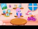 BiBaBu la parola magica Oscar il sottomarino e la piccola sirenetta Palylist cartoni animati