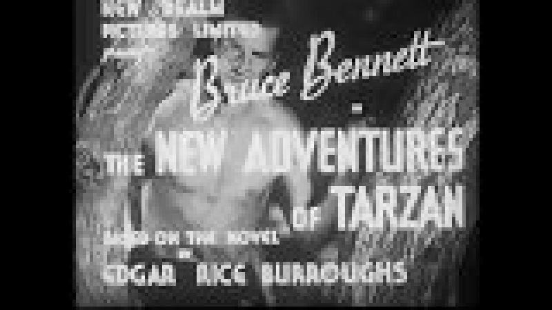 Nuevas Aventuras de Tarzan - new adventures of tarzan